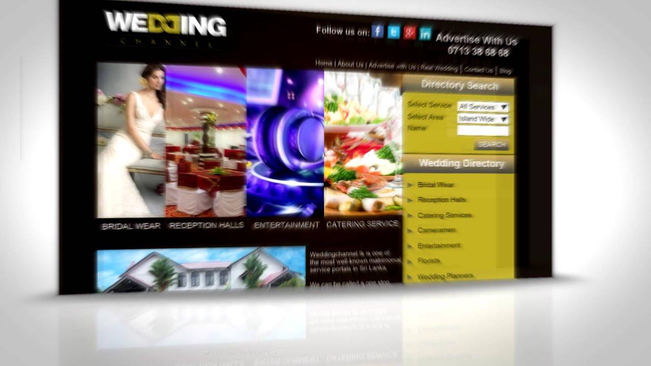sri lanka largest wedding service directory wwwweddingchannellk