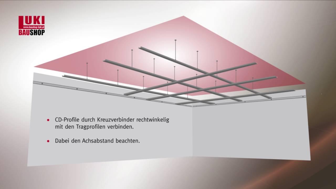 trockenbauwand profile anleitung swalif. Black Bedroom Furniture Sets. Home Design Ideas