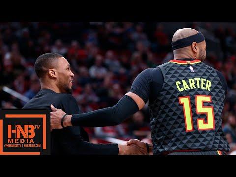 Atlanta Hawks vs Portland Trail Blazers Full Game Highlights | 01/26/2019 NBA Season
