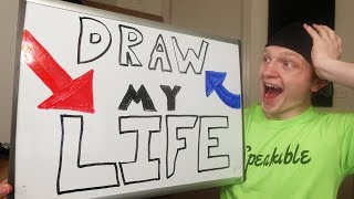 DRAW MY LIFE - UNSPEAKABLE