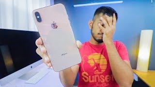 I Switched to an Iphone XS Max ! *8 Year Android User*