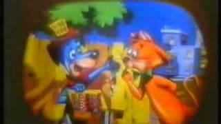 Repeat youtube video Compilado Bumpers Boomerang LA Clásico (2001-2006) Parte 3