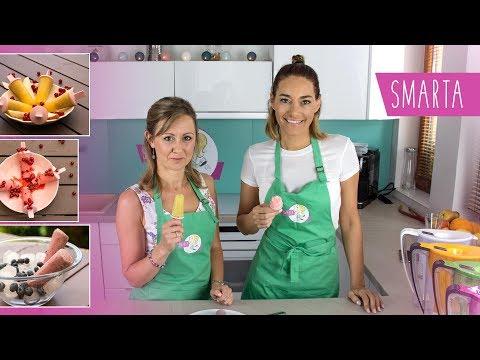 Házi jégkrémek egyszerűen  Smarta feat. Görög Zita