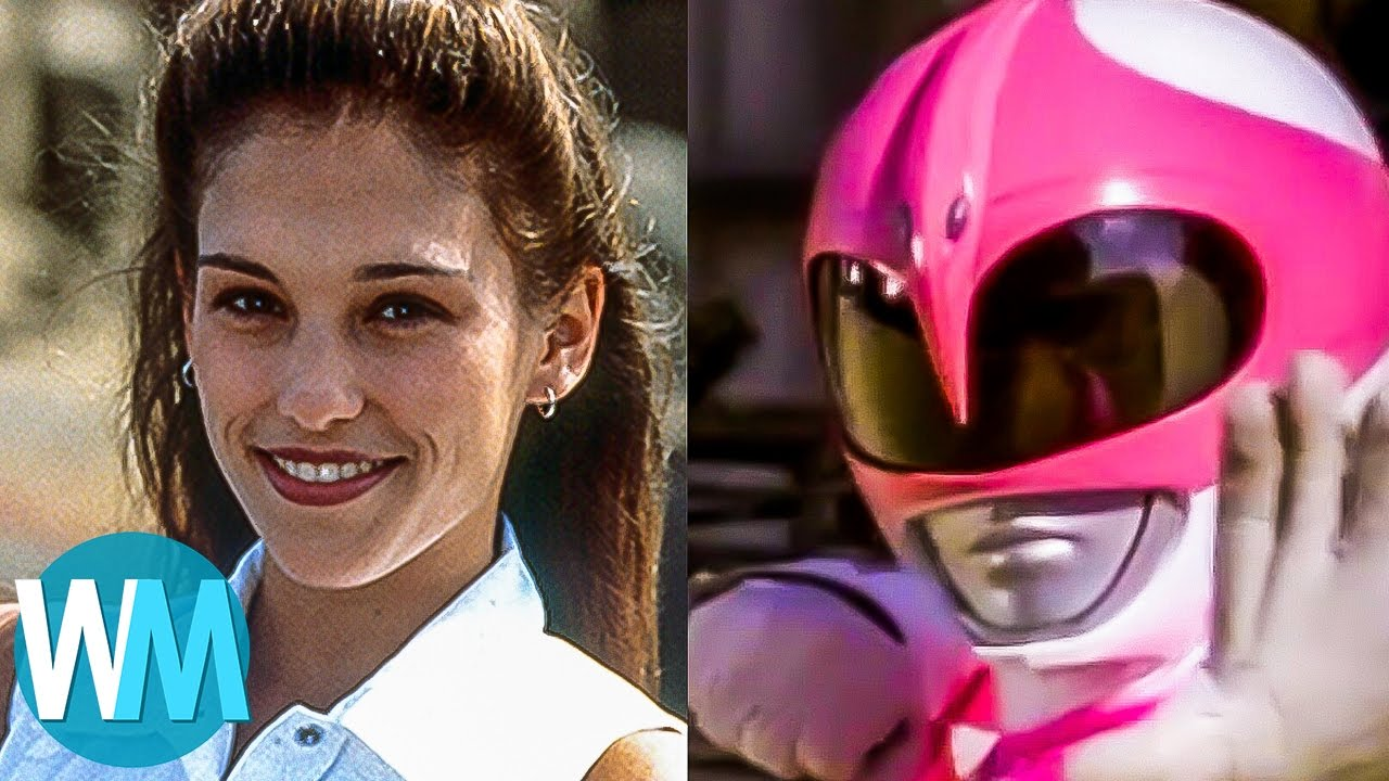 top 10 best pink power rangers youtube