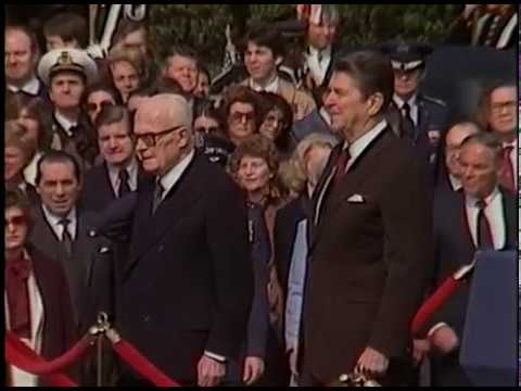 President Reagan's and President Alessandro Pertini of Italy Remarks on March 25, 1982