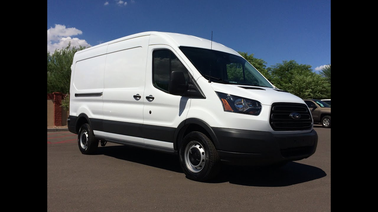 2015 Ford Transit T-250 with KargoMaster Upfit - YouTube