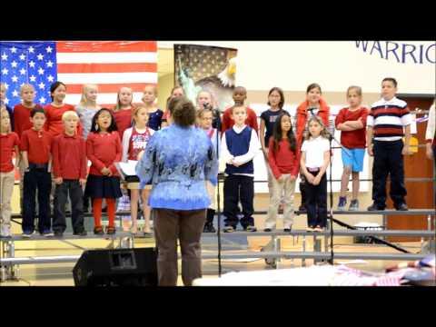 Veterans Day Concert, Indian Land Elementary School