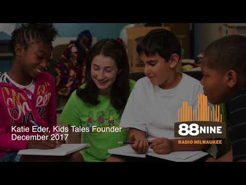 Kids Tales on 88.9 Radio Milwaukee [December 2017]