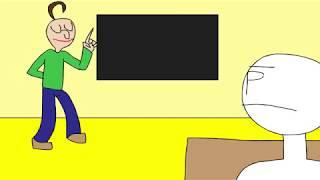 Basic Maths - Baldi's Basics Animation thumbnail