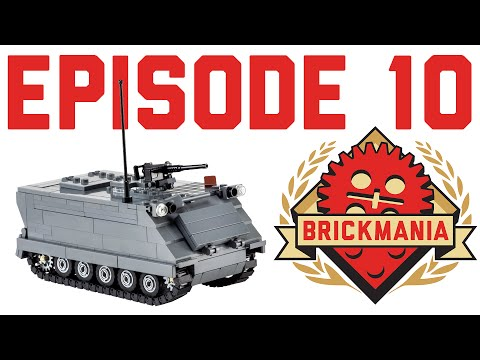 Brickmania TV Episode 10