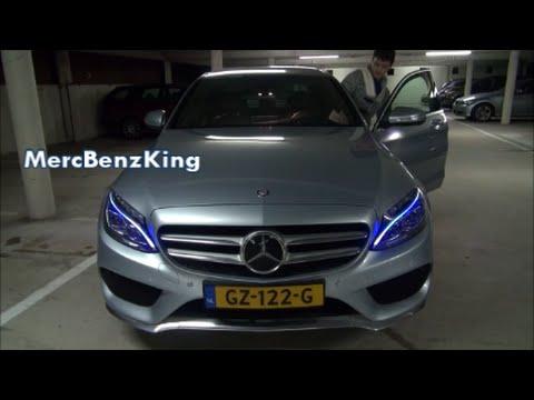 2016 Mercedes Benz C Class AIRMATIC Air Suspension Klasse C200 Review W205
