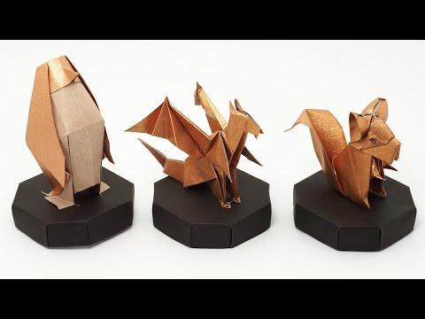 Origami Stand (Jo Nakashima)