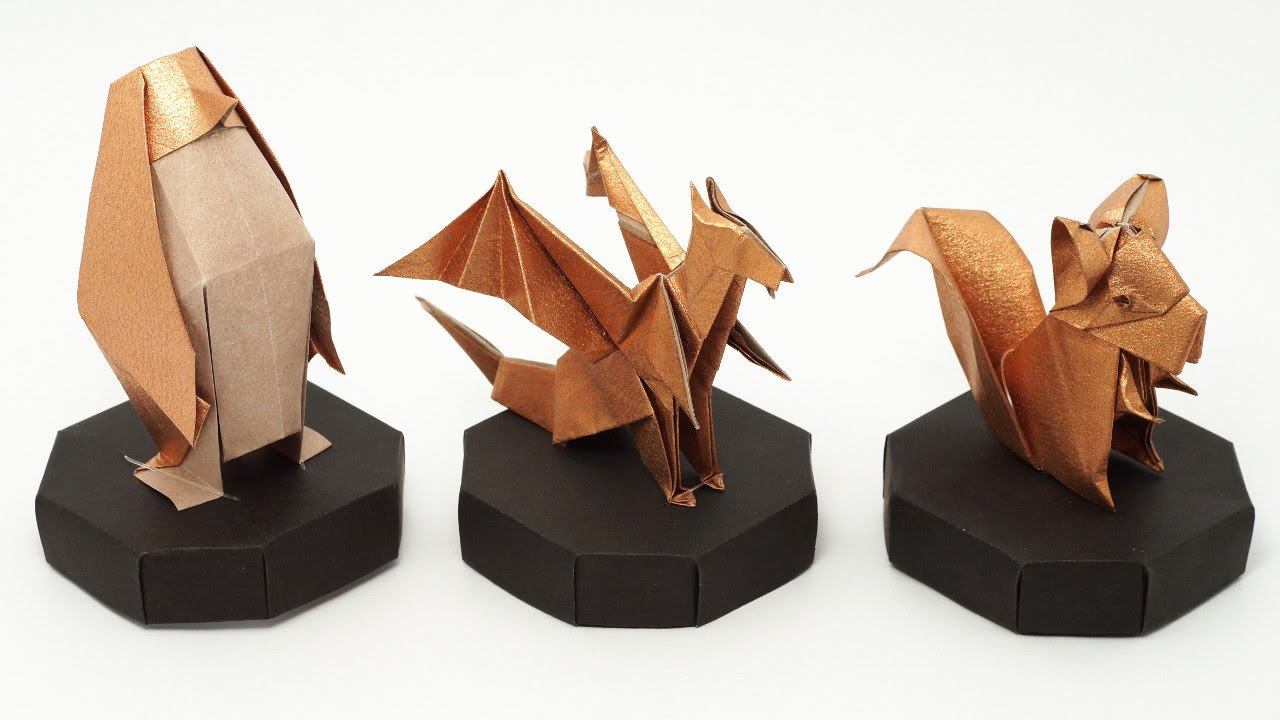 Origami Stand Jo Nakashima
