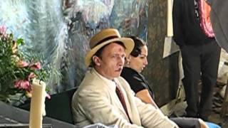 """Съемки фильма """"Чапаев-Чапаев"""" 15-16 декабря 2011 года. Москва"""