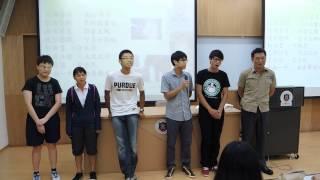 台南一中校歌 北醫醫學系101級必修醫學典範與倫理實踐 下課 課間活動
