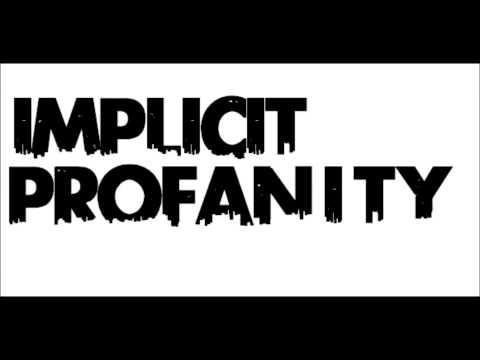 IMPLICIT PROFANITY INSTRUMENTAL