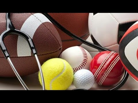 Sports Medicine Class 12 Physical Education Youtube
