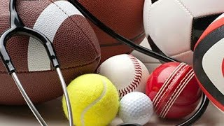 Sports Medicine Class 12 Physical Education