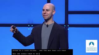 Adam Grant Speaks at the 2017 MA Conference for Women