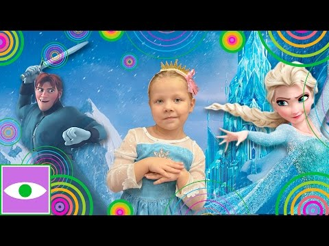 ИГРЫ ЭЛЬЗЫ ХОЛОДНОЕ СЕРДЦЕ новая серия: Месть Ханса. Kinder сюрприз, игры для девочек.
