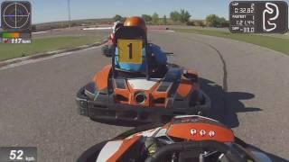 CKRC 2016 GP9. Karting Correcaminos Recas Carrera 2