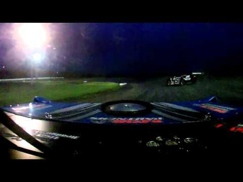 Brian Schultz #96 Feature Race June 13th, 2014