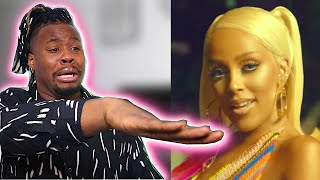 "DOJA CAT ""SAY SO"" MUSIC VIDEO REACTION!"