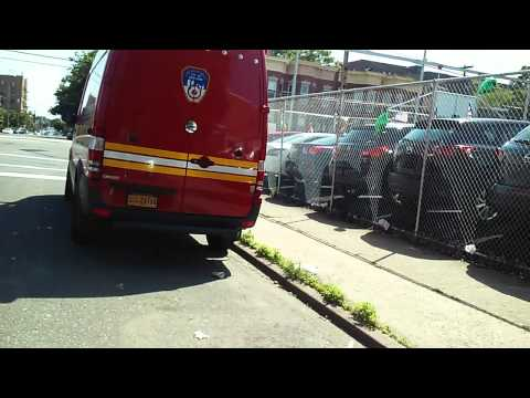 Exclusive Walk Around Of FDNY Plant Operations Sprinter In The Bronx