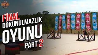 Final Dokunulmazlık Oyunu 2. Part   32. Bölüm   Survivor Türkiye - Yunanistan
