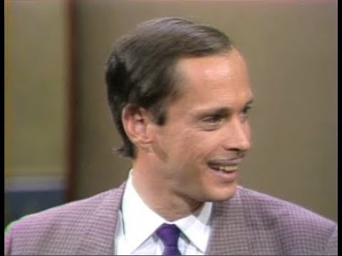 John Waters on Late Night, Part 2 of 3: 198386