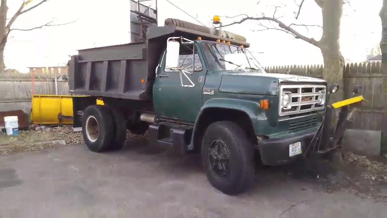1979 Gmc 7000 Dump Truck Cranston Ri By A Willis