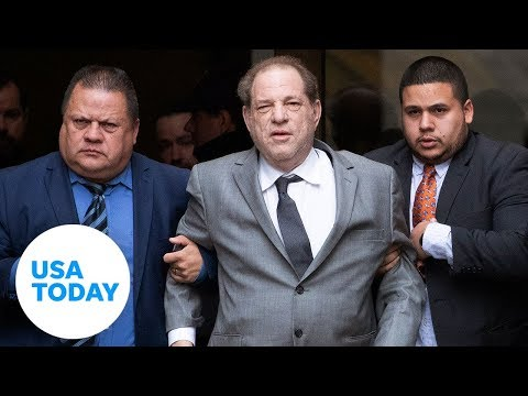 Usa News Live >> Harvey Weinstein Bail Hearing Live Usa Today