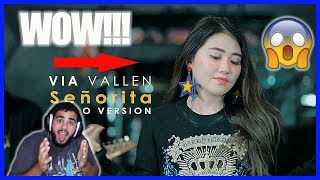 Via vallen - senorita koplo cover version ( shawn mendes feat camila cabello ) is another amazing song, and wow what a reaction it brought out! hands d...