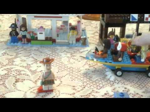Lego South Park Theme Song