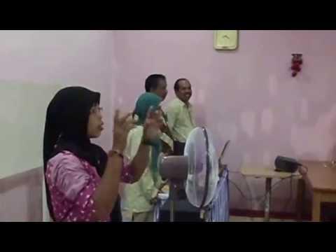 Dirigen Model Baru Lagu Indonesia Raya