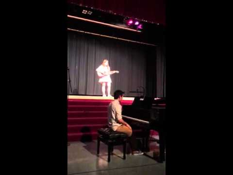 Archbishop Spalding High School Senior Showcase, 2016 - Chrissy Schene - Try by Colbie Caillat