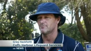 Lifeguards warn tourists after drowning death