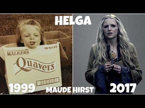 Vikings actors, Before and After they were famous