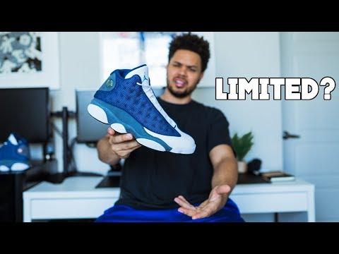 Flint Air Jordan 13 Review W/On Feet 2020