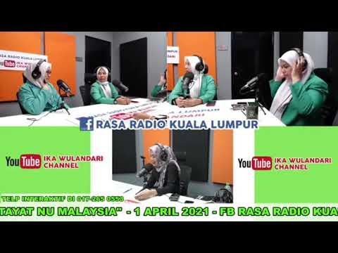 Fatayat hadir di FB rasa Radio kuala lumpur..