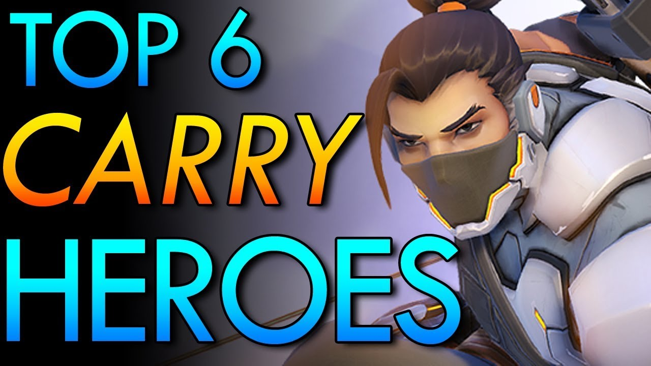 how to carry in overwatch
