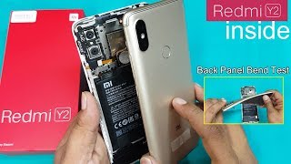 Redmi Y2 - How To Open Xiaomi Redmi Y2 Back Panel || Redmi Y2 Back Panel Disassembly