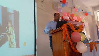 Welcome Speech by Prof. Dr. Md. Iqbal Hossain for 1st year students
