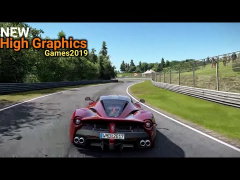 Top 10 Best Car Racing Games For Android Ios 2019 Youtube