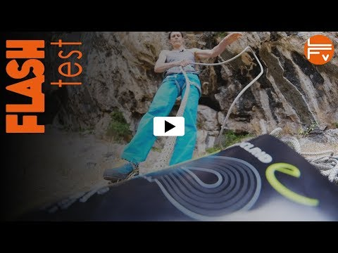 How to uncoil a new rope : the review of Edelrid system !