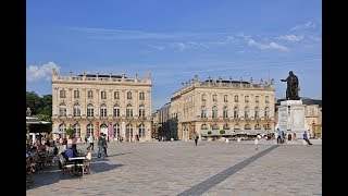 Places to see in ( Nancy - France ) Place Stanislas