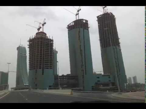 View Of Buildings In Bahrain