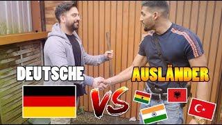 Deutsche VS. Ausländer !! ⎮ Good Life Crew
