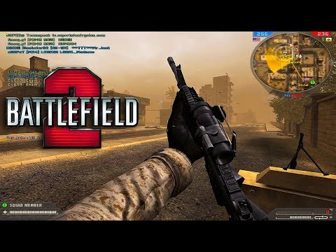 Вопрос: Как играть в Battlefield 2 онлайн?