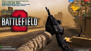 Battlefield 2 Multiplayer 2018 (Strike at Karkand) 1440p 60fps